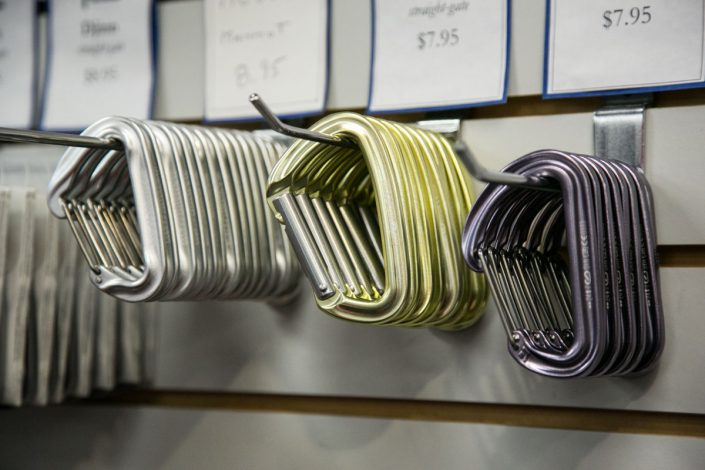 Carabiners at IME
