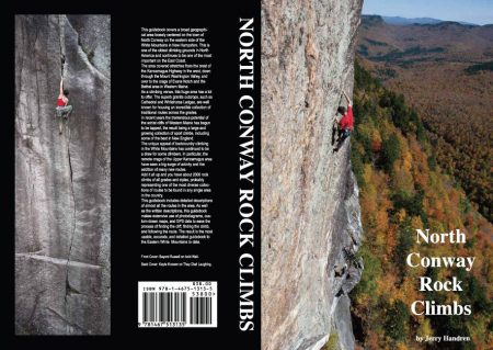 North Conway Rock Climbs guidebook