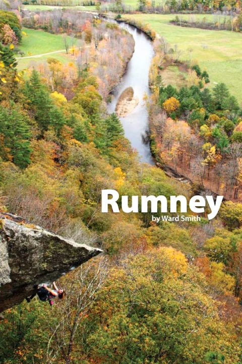 The definitive guide to the Rumney sport climbing crags near Plymouth, New Hampshire.